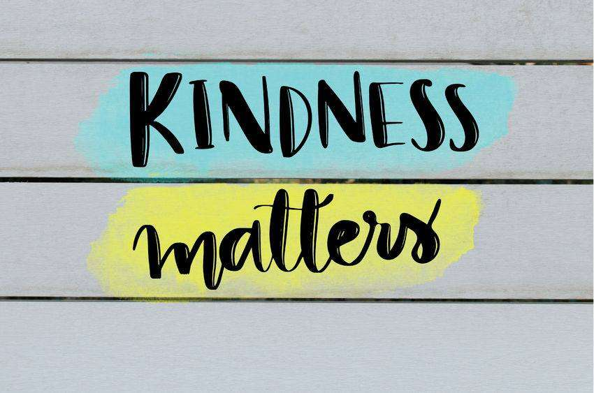 A reputation for kindness
