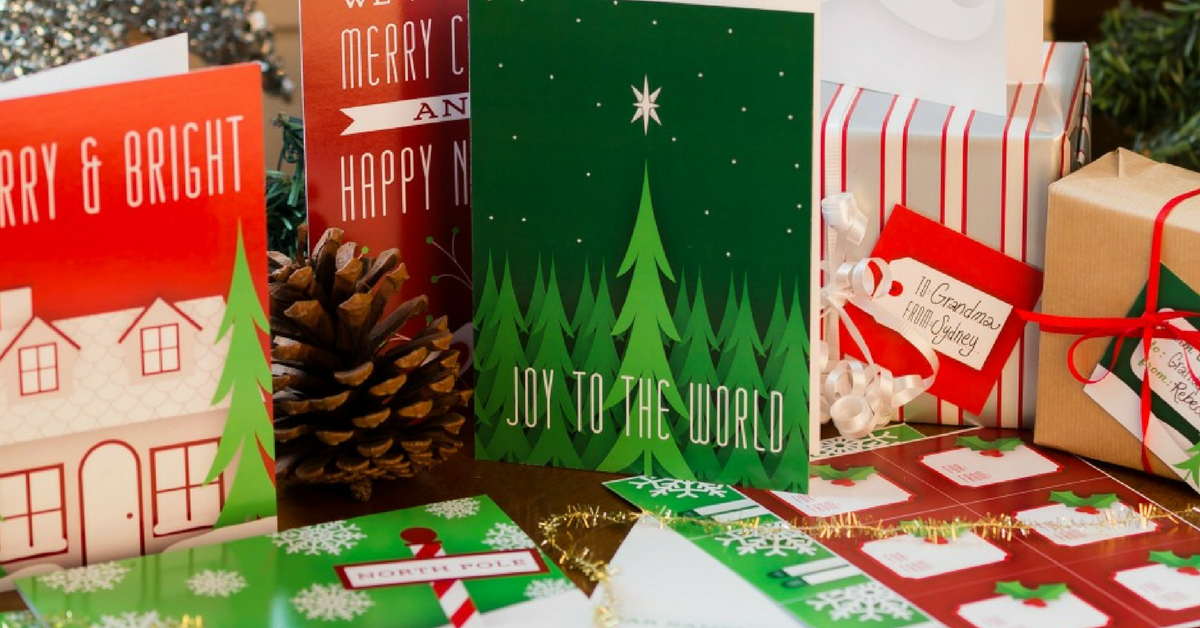Five Reasons Why You Need To Send Out Holiday Cards